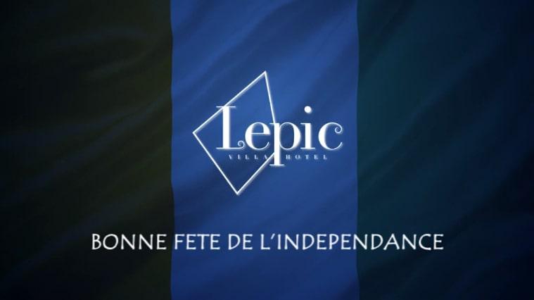 Indépendance HOTEL LEPIC