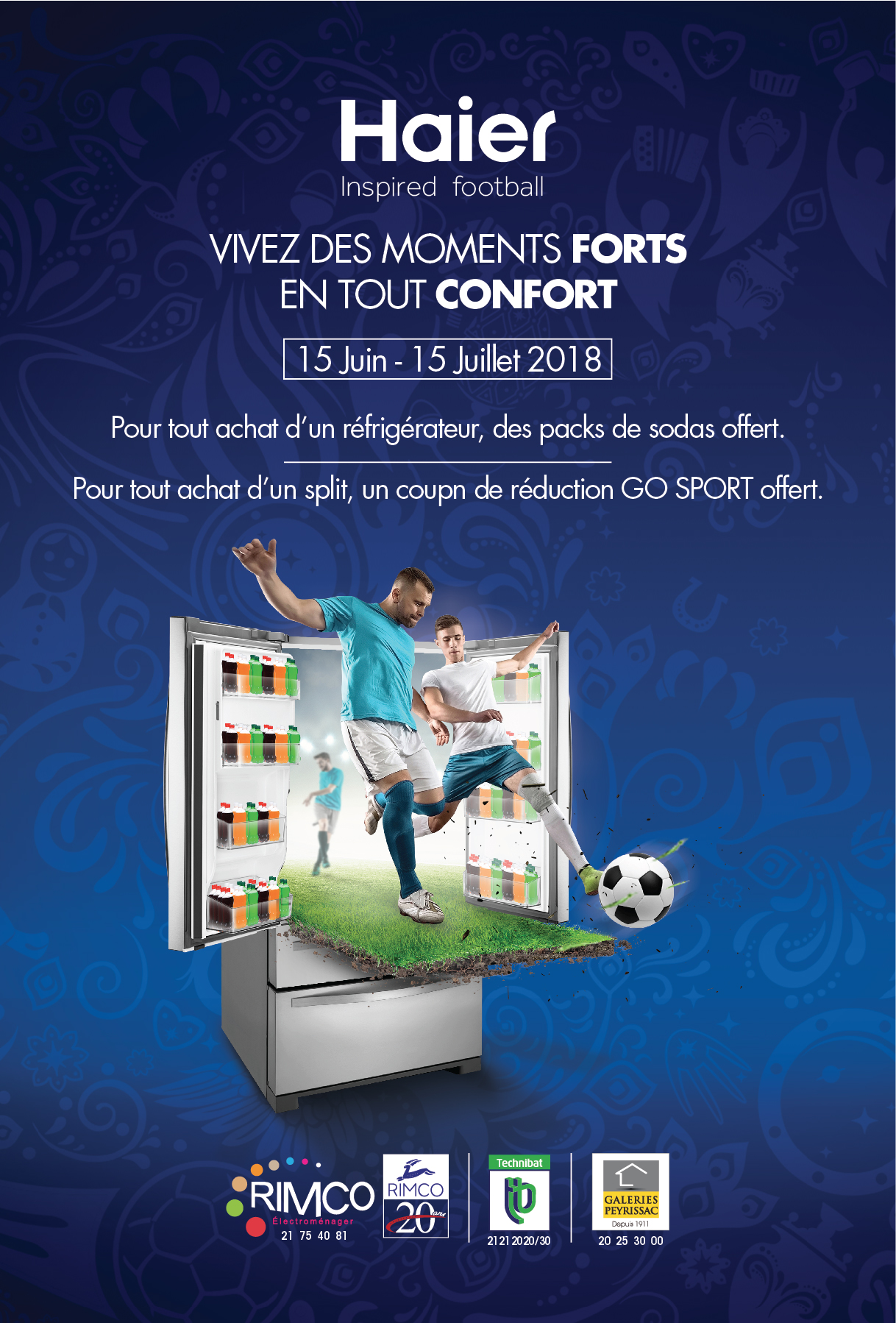 Campagne Mondial 2018